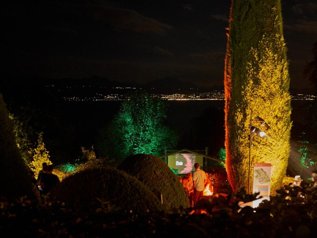 Nuit des Images 2015 at Musée de l'Élysée